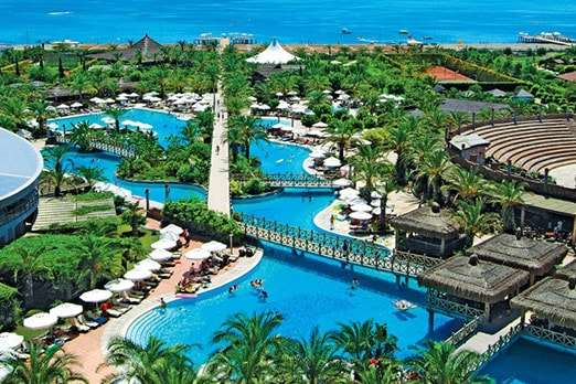 5 star hotels for sale in Side region